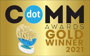 dotComm Awards: 2021 Gold Winner